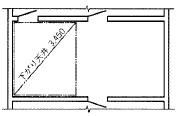図22 つり天井(下がり天井)