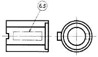 図3 線の用法の図例(例8)