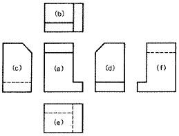 図9 第三角法