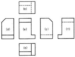図11 第一角法