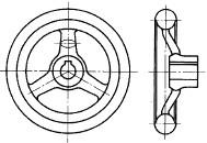 図21 回転投影図