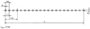 図4 点線