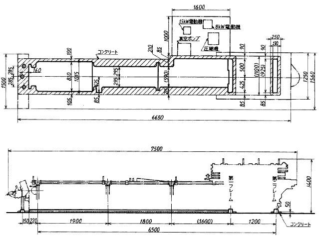 付図4 据付け図の参考図 付図4 据付け図の参考図 工程図に分類される図面には、工作工程図(特定