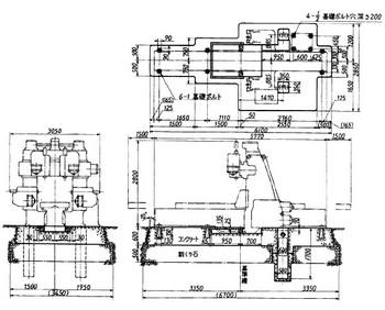 付図13 基礎図の参考図
