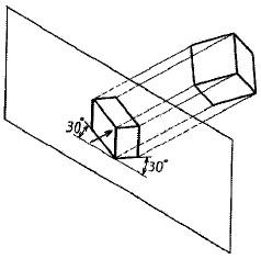 軸測投影の参考図