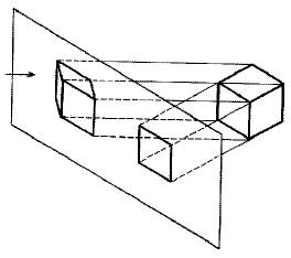 斜投影の参考図